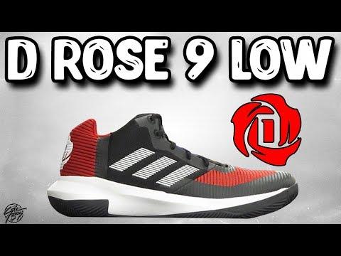 Adidas D Rose 9 Low Leak! - YouTube