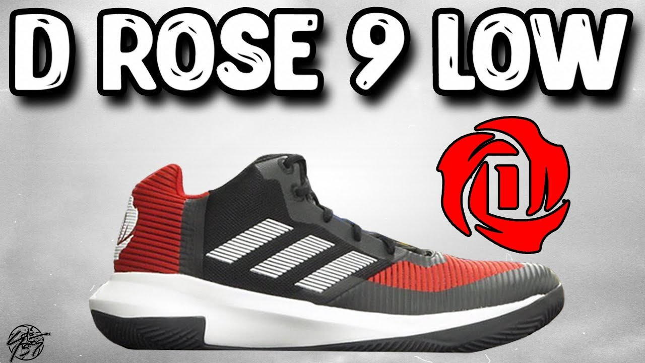 Adidas D Rose 9 Low Leak! - YouTube c4bed38fe