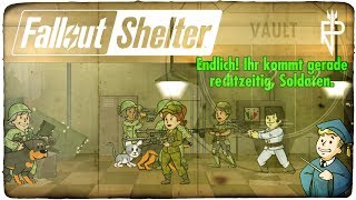 Let's Play Fallout Shelter #622 ☢ Verdeckte Operation