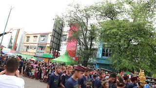Ogoh2 di lombok tradisi agama hindu