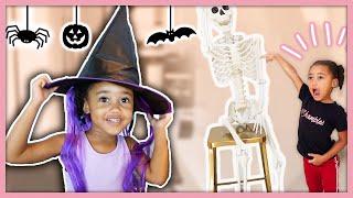 Halloween Shopping, Decorating & DIYs! | MOM VLOG