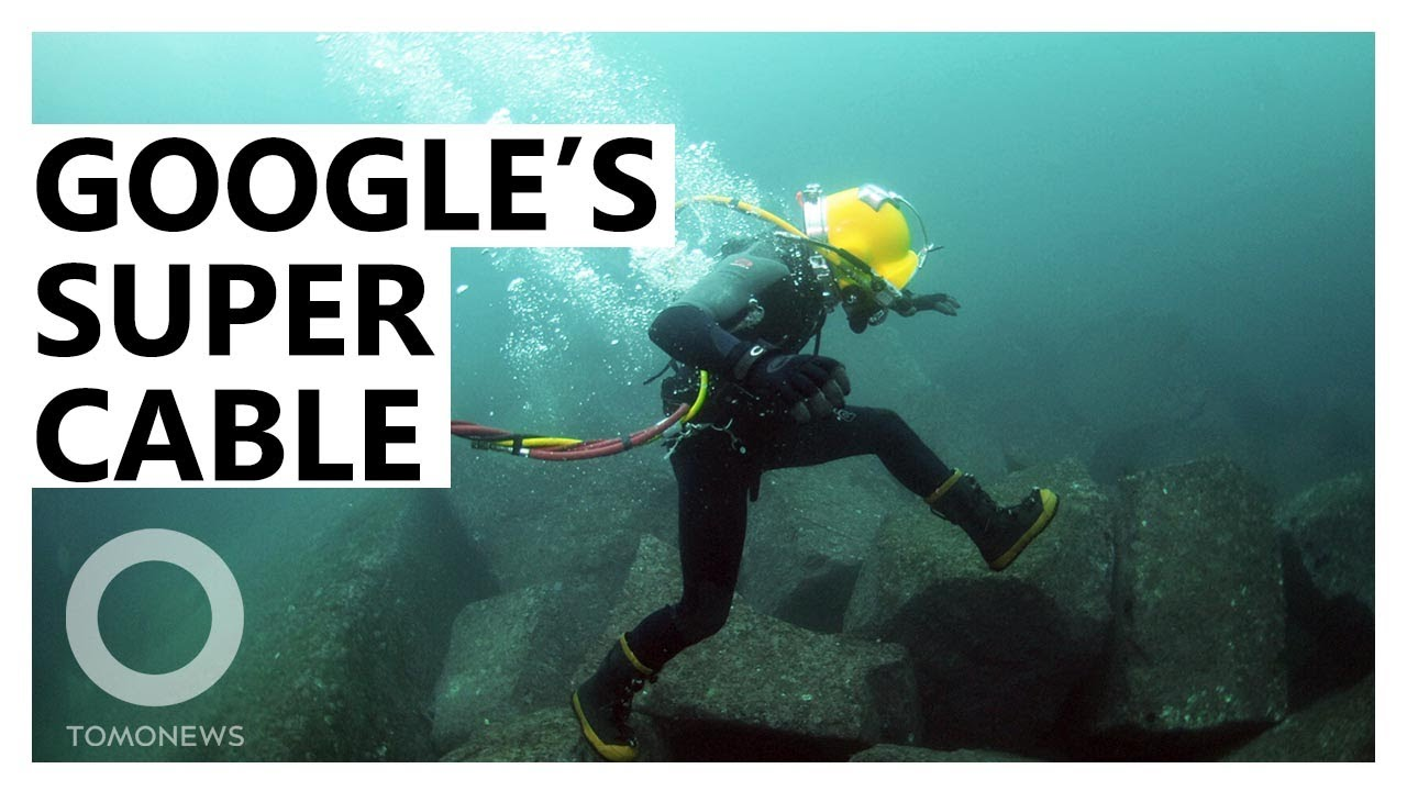 Google Plans Fast Underwater Cable to Link U.S. and Europe