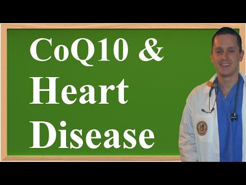 What is the Role of CoQ10 in Preventing Heart Disease? (Review of the Evidence)
