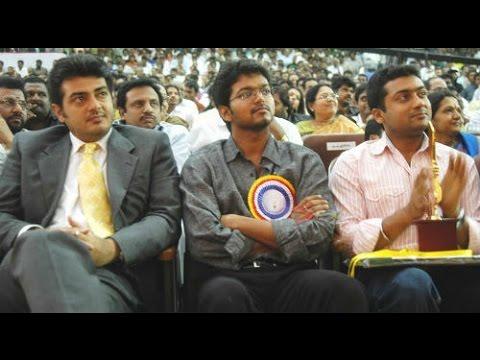 Ajith and Vijay fans angered over Mass Movie Dialogues | Hot Tamil Cinema News