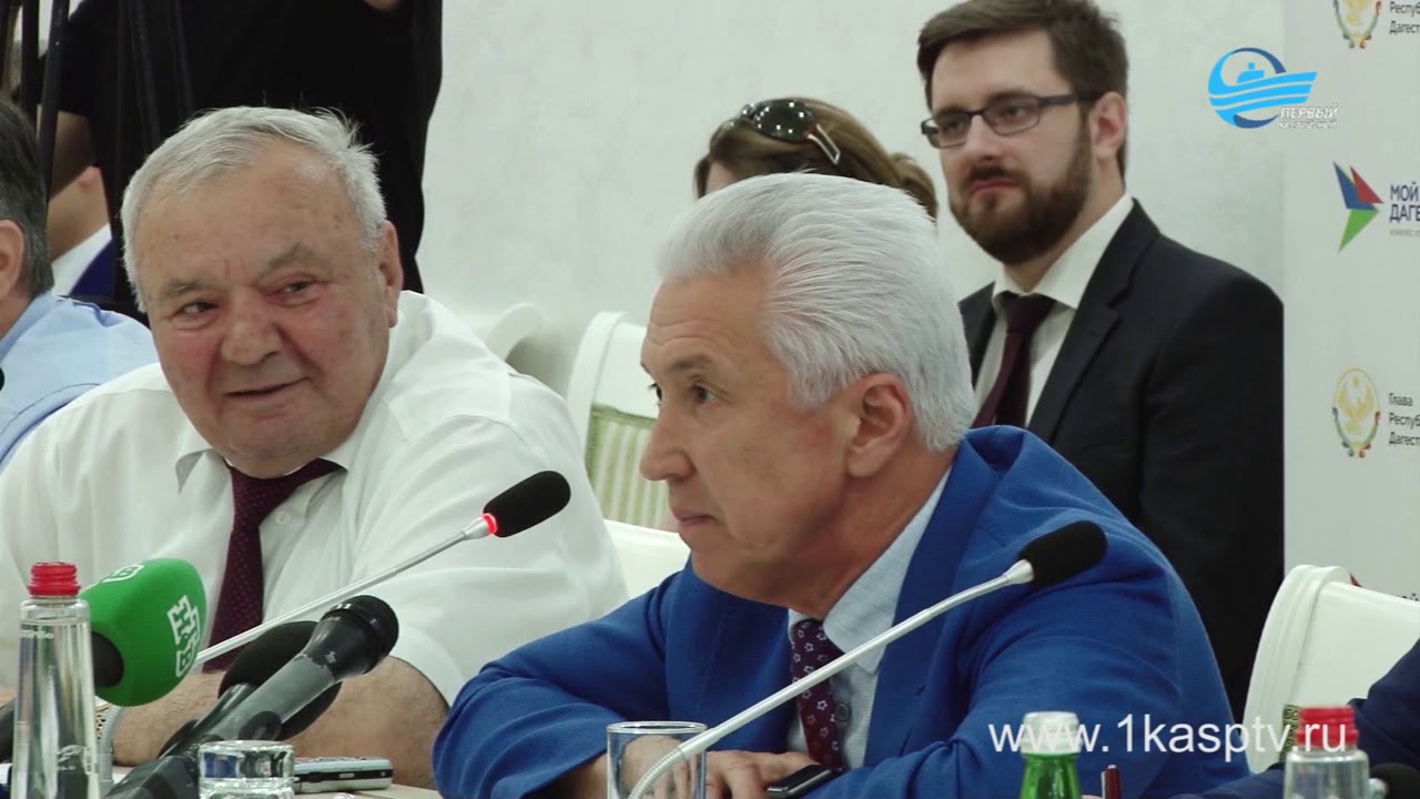 Глава Дагестана Владимир Васильев объявил о старте кадрового конкурса «Мой Дагестан»
