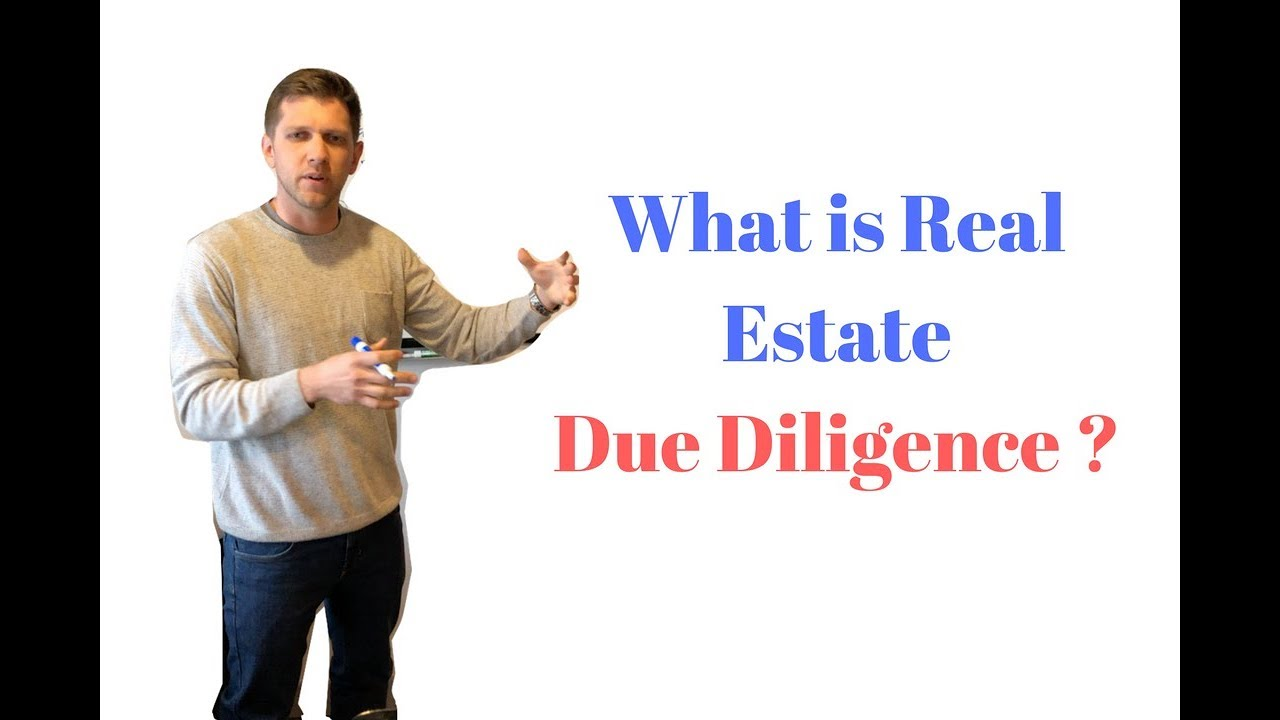 What is Due Diligence? WhiteBoard Wednesday #2