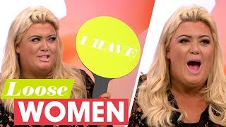 TOWIE's Gemma Collins Finds Her Memes Hilarious and Plays Never Have I Ever | Loose Women