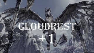 Cloudrest + 1 (vet) on PTS - Templar Healer