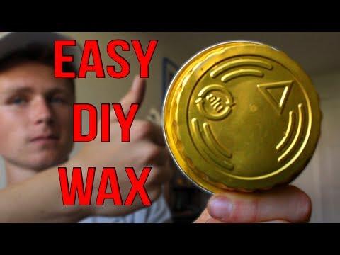 How to Make Skateboard Wax