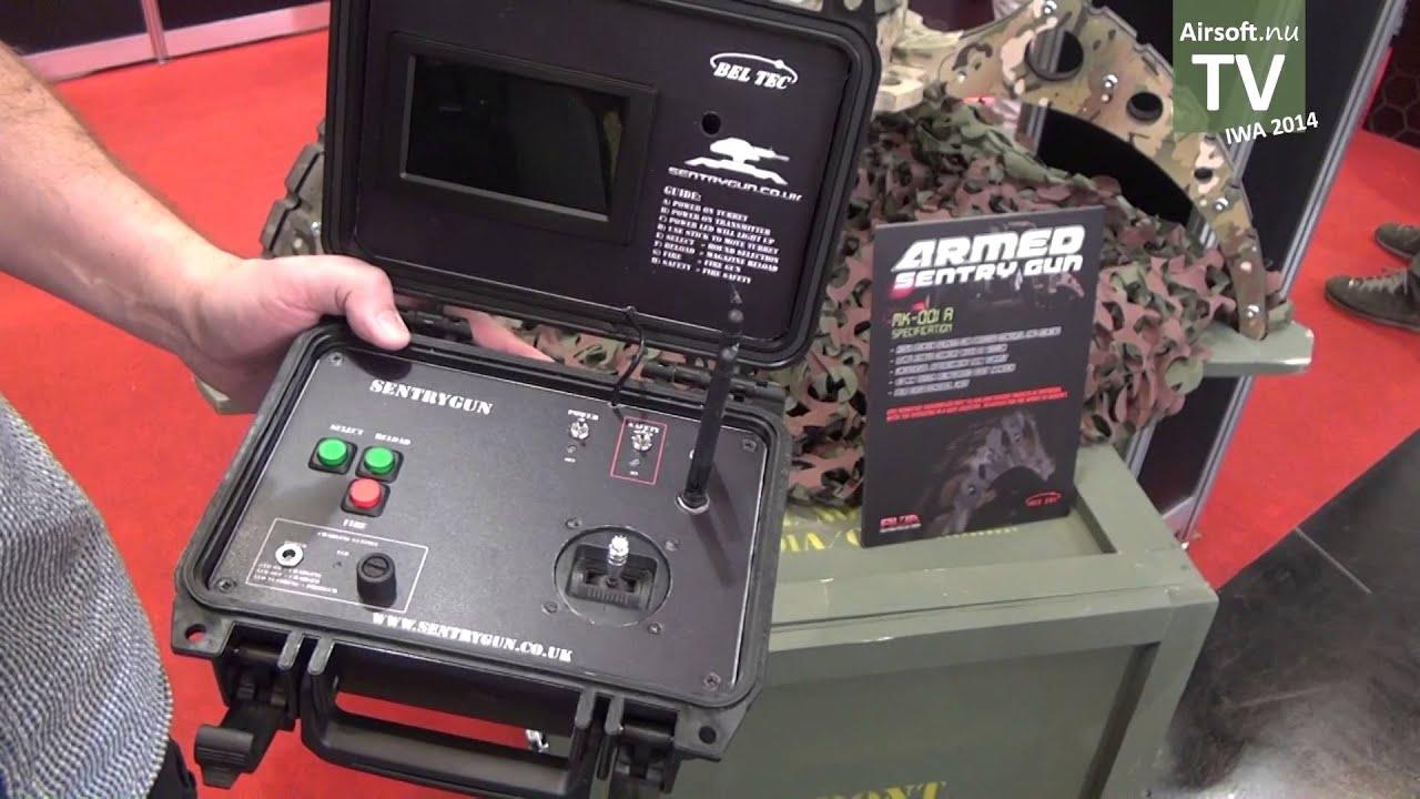 IWA 2014: Sentry Gun från Beltec