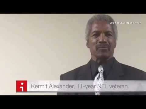 NFL veteran Kermit Alexander talks about his life and football