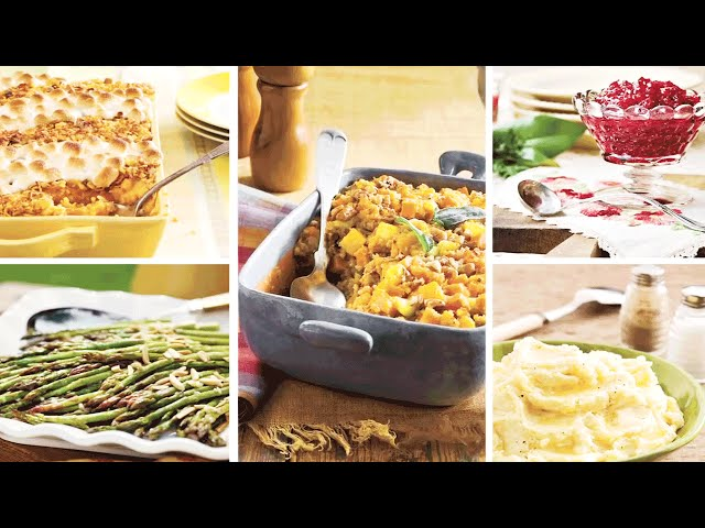 Top 5 Quick Easy Thanksgiving Side Dishes Southern Living Youtube,Best Kitchen Hardware For Cherry Cabinets