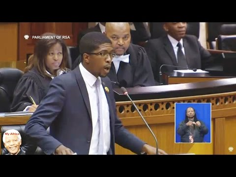 Mudslinging In Parliament During SASSA Debate. IFP vs ANC