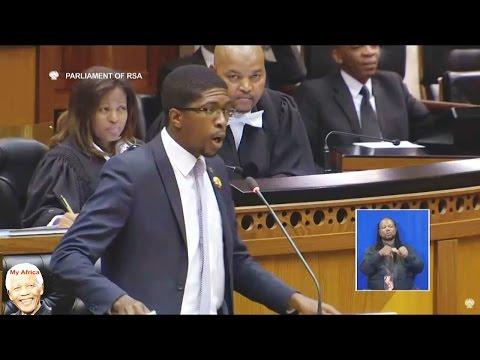 Mudslinging In Parliament During SASSA Debate. IFP vs ANC