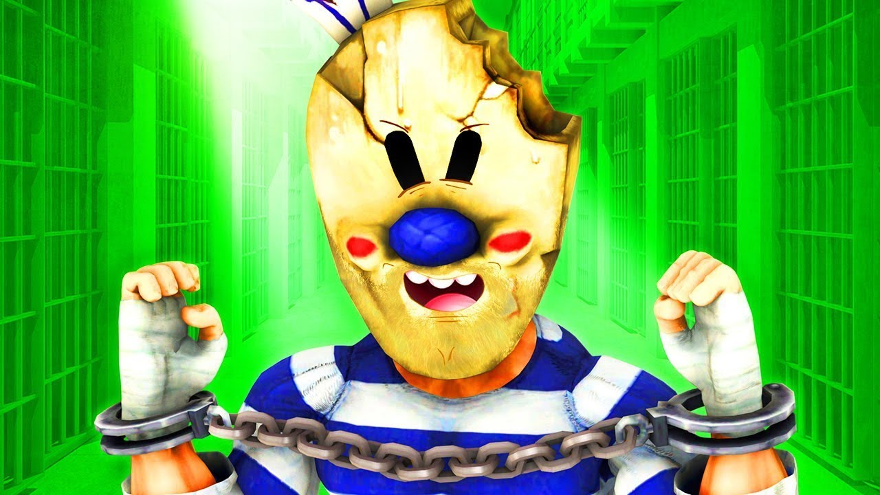 Ice Scream: ¡Atrapado en Prisión! (Español Bob Animación Parodia Animada 3D)