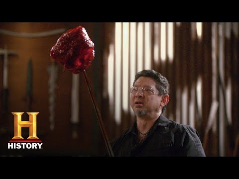 Forged In Fire: General Patton's Saber IMPALES The Final Round (Season 7) | History