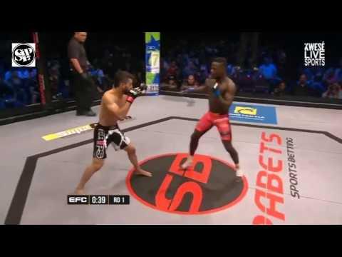 Demarte Pena vs Irshaad Sayed | EFC 55 - FULL FIGHT