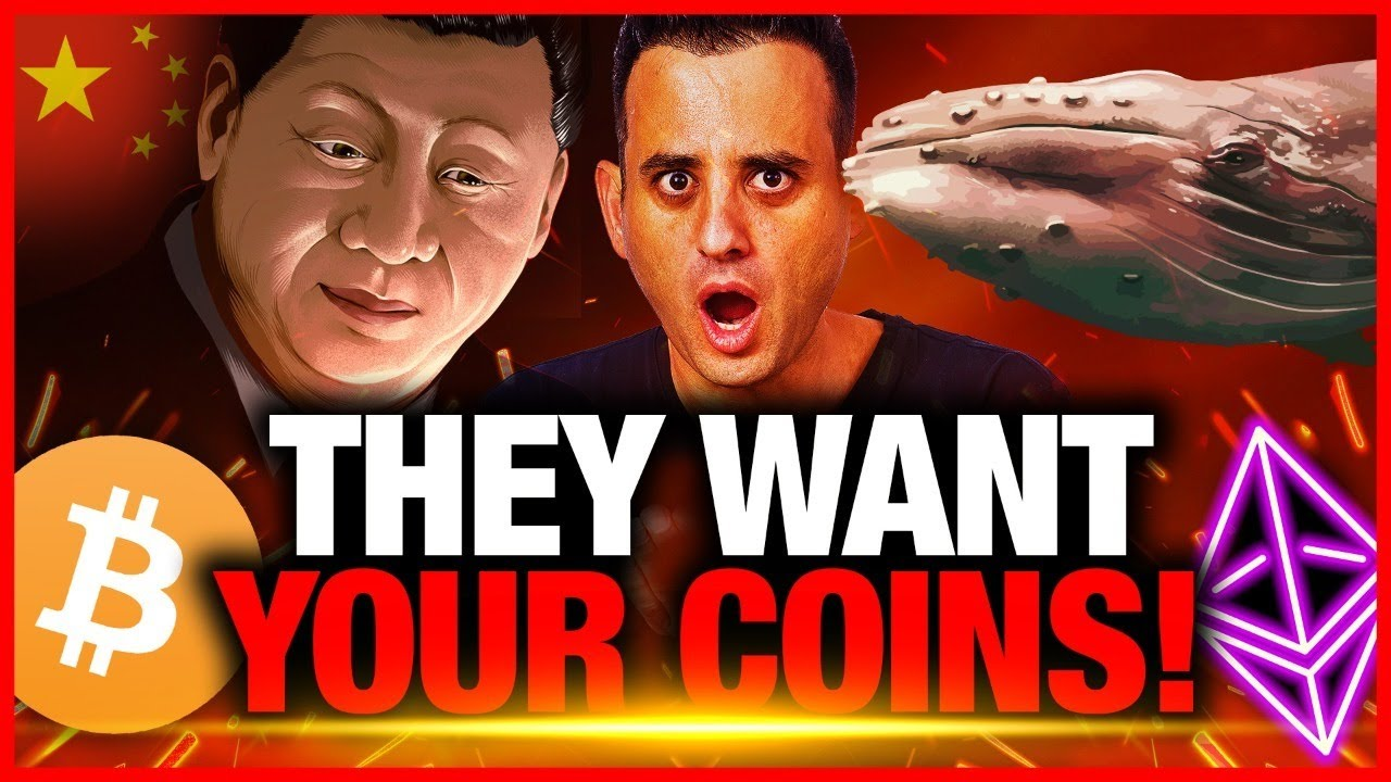 BITCOIN CRASH MANIPULATION TO TAKE YOUR COINS? (ONE THREAD)