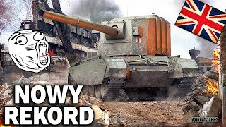 NOWY REKORD !!! - 14 000 DMG na Lodówce w World of Tanks