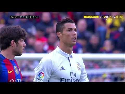Barcelona Vs Real Madrid Full Match