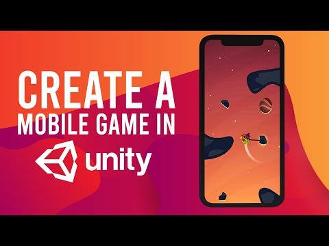 How To Make An Android | IOS Mobile Game In Unity