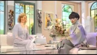 Charlotte Kate Fox in Japanese Talk Show w/ Tetsuko Kuroyanagi 2 (A...