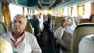 Medine Yollarinda, otobus yolculugu film