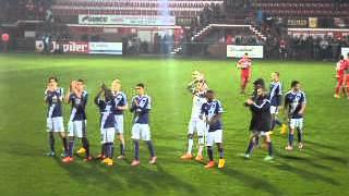 KV Kortrijk - RSCA 29/10/2014