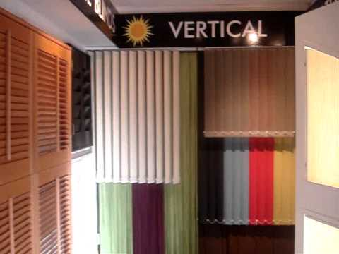 4 Seasons Blinds (Warwick) Showroom