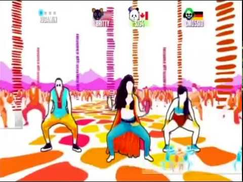 JUST DANCE 2018 Waka Waka (This TIme For Africa) By Shakira (Wii)