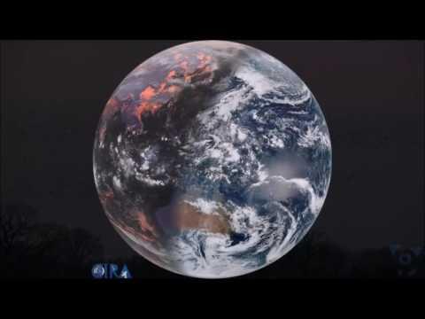 MICHIO KAKU ON EXTINCTION AND CLIMATE CHANGE