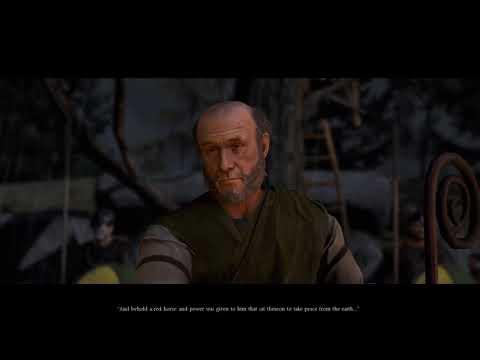 Total War: Attila - Intro and all Grand Campaign cutscenes (Barbarian) |