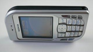 Nokia 6670!  2004 год. РЕТРО ОБЗОР! / от Арстайл /