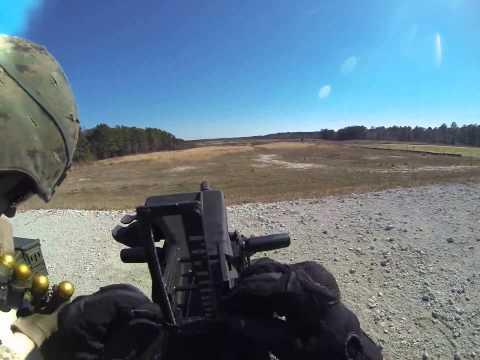 2/2 Weapons CAAT MK19 Shoot