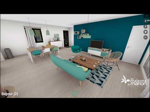 Visitez notre modèle Laura 130 Design | Les Maisons de Manon