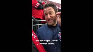 Michigan Football As We Know It Is Dead — Dave Live at Ohio State Michigan