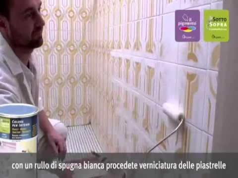 Come rinnovare il bagno youtube - Come abbellire il bagno ...