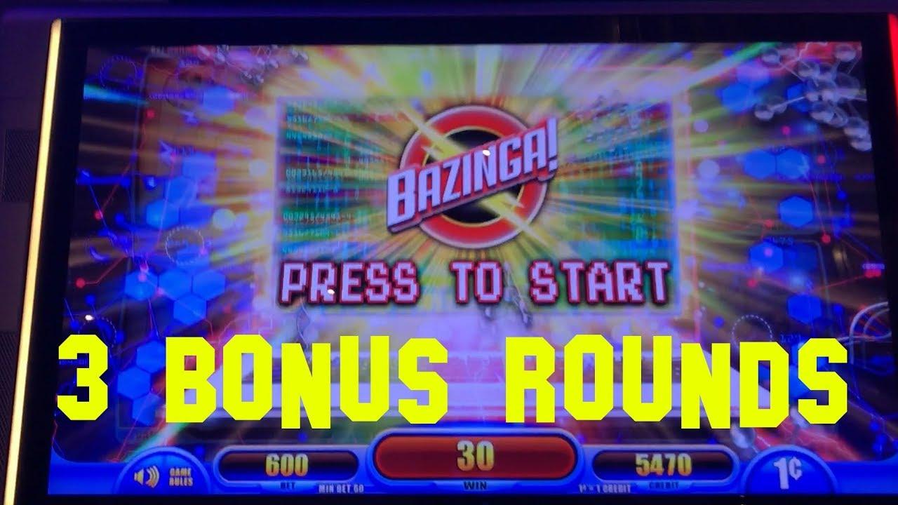 Big Bang Theory Slot Machine App