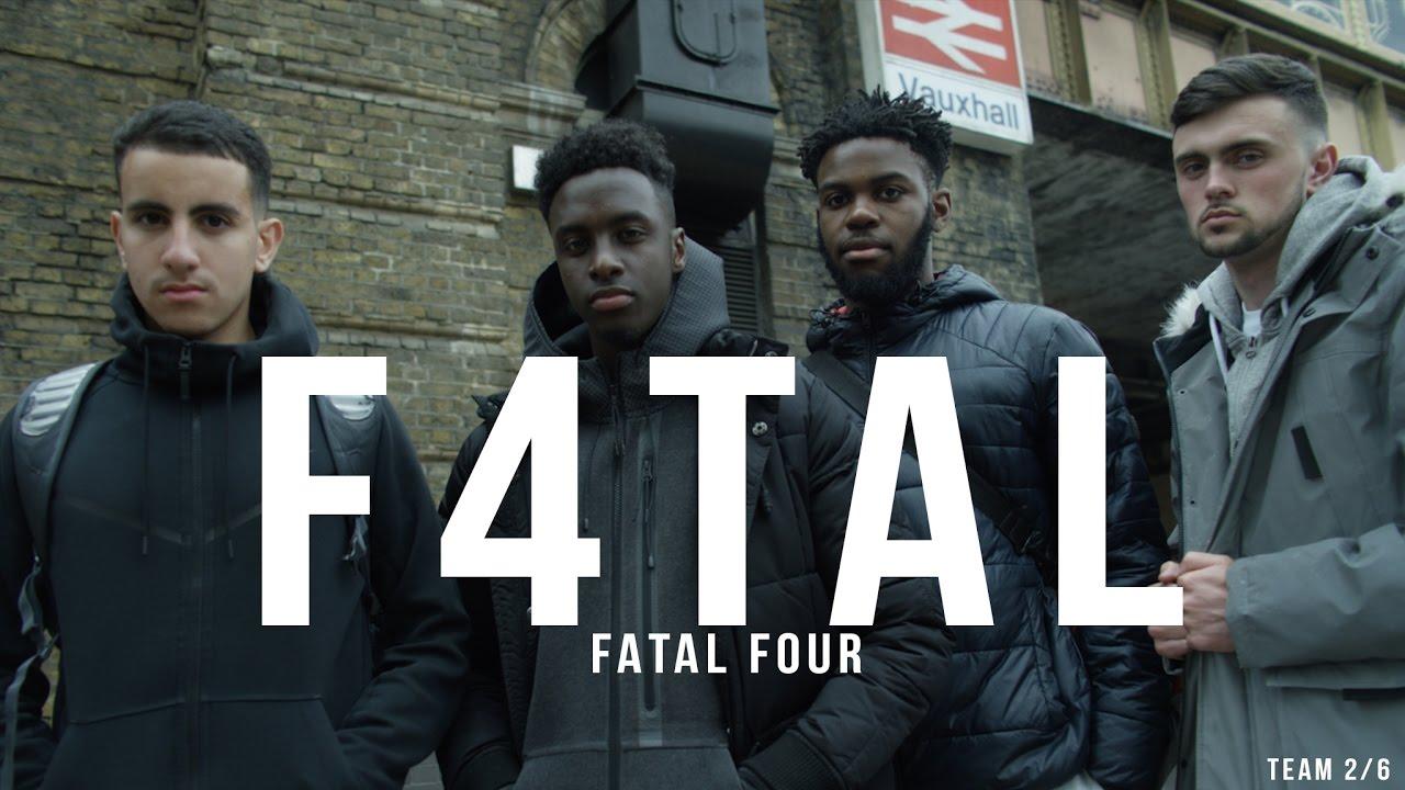 The Last Stand - F4TAL - Team 2/6