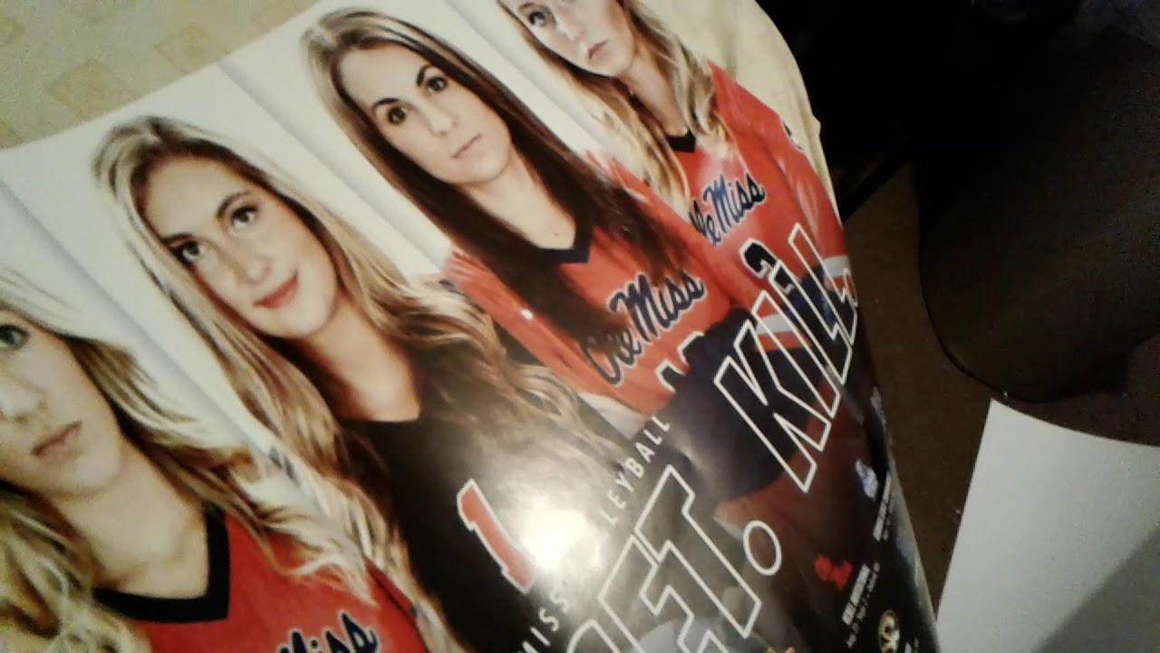 891516e0583 Ole Miss Minnesota Wild Detroit Red Wings Fan Packs - YouTube