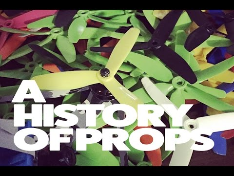 FPV Warehouse Episode 1: A History of Props