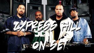 Cypress Hill Armada Latina Behind The Scenes