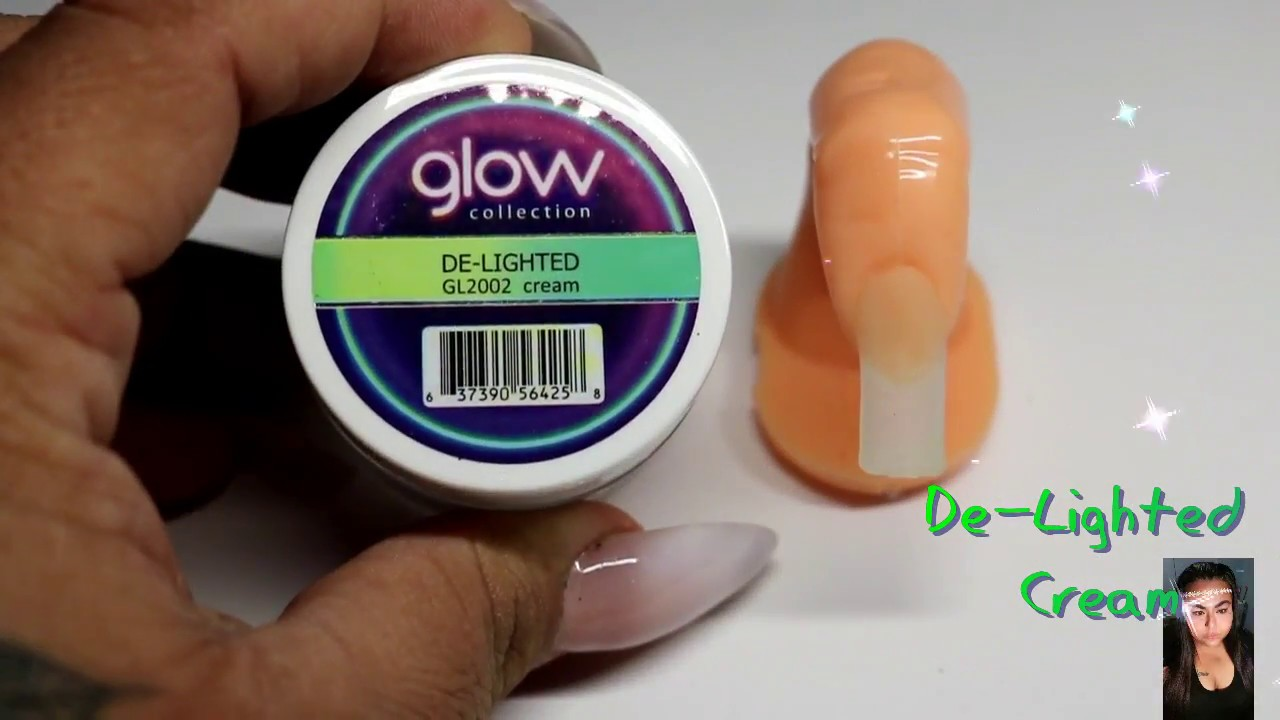 Glow Acrylic Collection By Glam And Glits 24 Colors