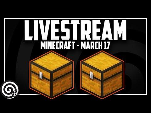 Finishing my chest room - Minecraft | Monster Hunter World thumbnail