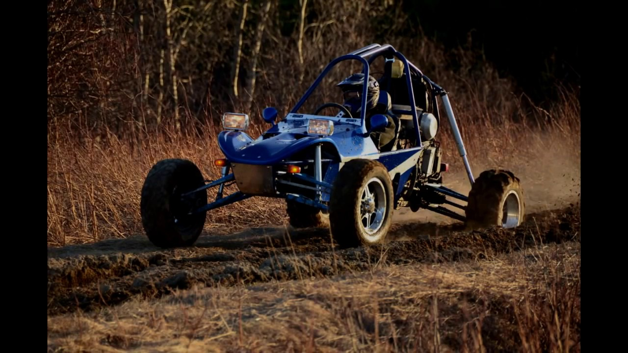 Dune Buggy Fibergl Body Build