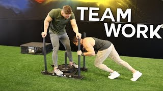 TAKING IT TO ANOTHER LEVEL | Fitness Culture with Steve Cook, David Laid | Gymshark