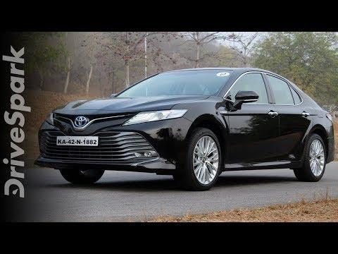 2019 Toyota Camry Hybrid Walkaround: Prices, Engine Specs & Other Details