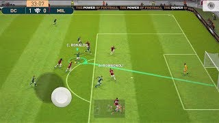 Pes Mobile 2019 / Pro Evolution Soccer / Android Gameplay #7