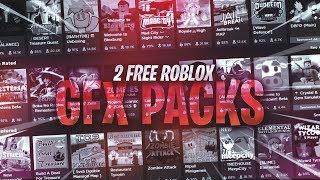 2 Free Roblox Gfx Packs