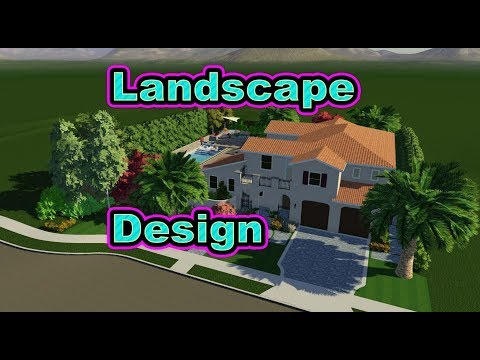 How To Create a Professional Landscape Design Using Vizterra (Landscaping and Lawn Care)